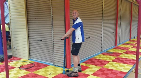 Exterra termite baiting system installer
